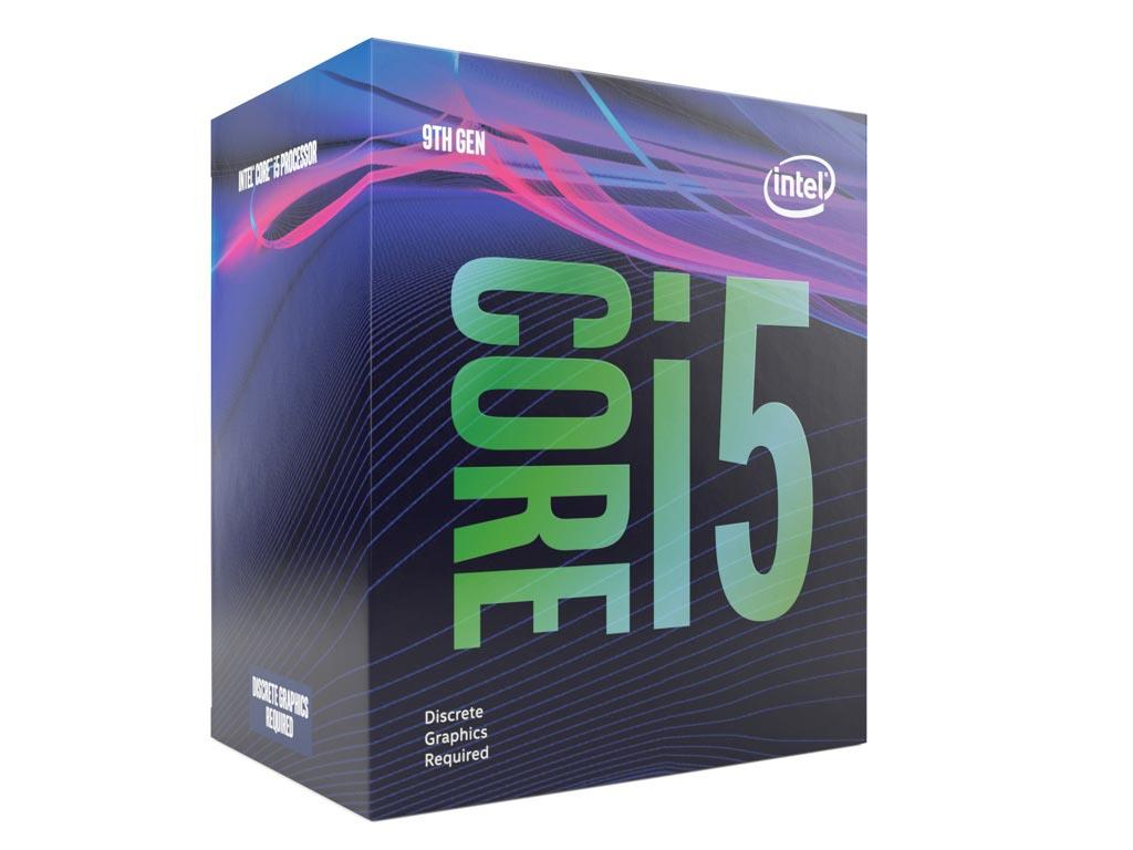 Intel Core i5-9400F, Hexa Core, 2.90GHz, 9MB, LGA1151, 14nm, no VGA, BOX CPU, procesors