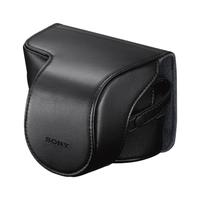 Sony LCS-EJA Bag for NEX black soma foto, video aksesuāriem