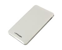 Geh 6.3cm (2,5)LC-POWER SSD>USB3.0 LC-25U3-7B (White) retail cietā diska korpuss