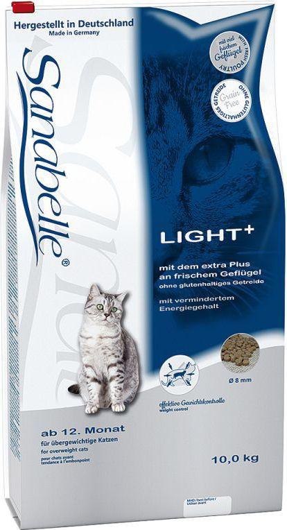 Bosch Tiernahrung SANABELLE LIGHT 10KG kaķu barība