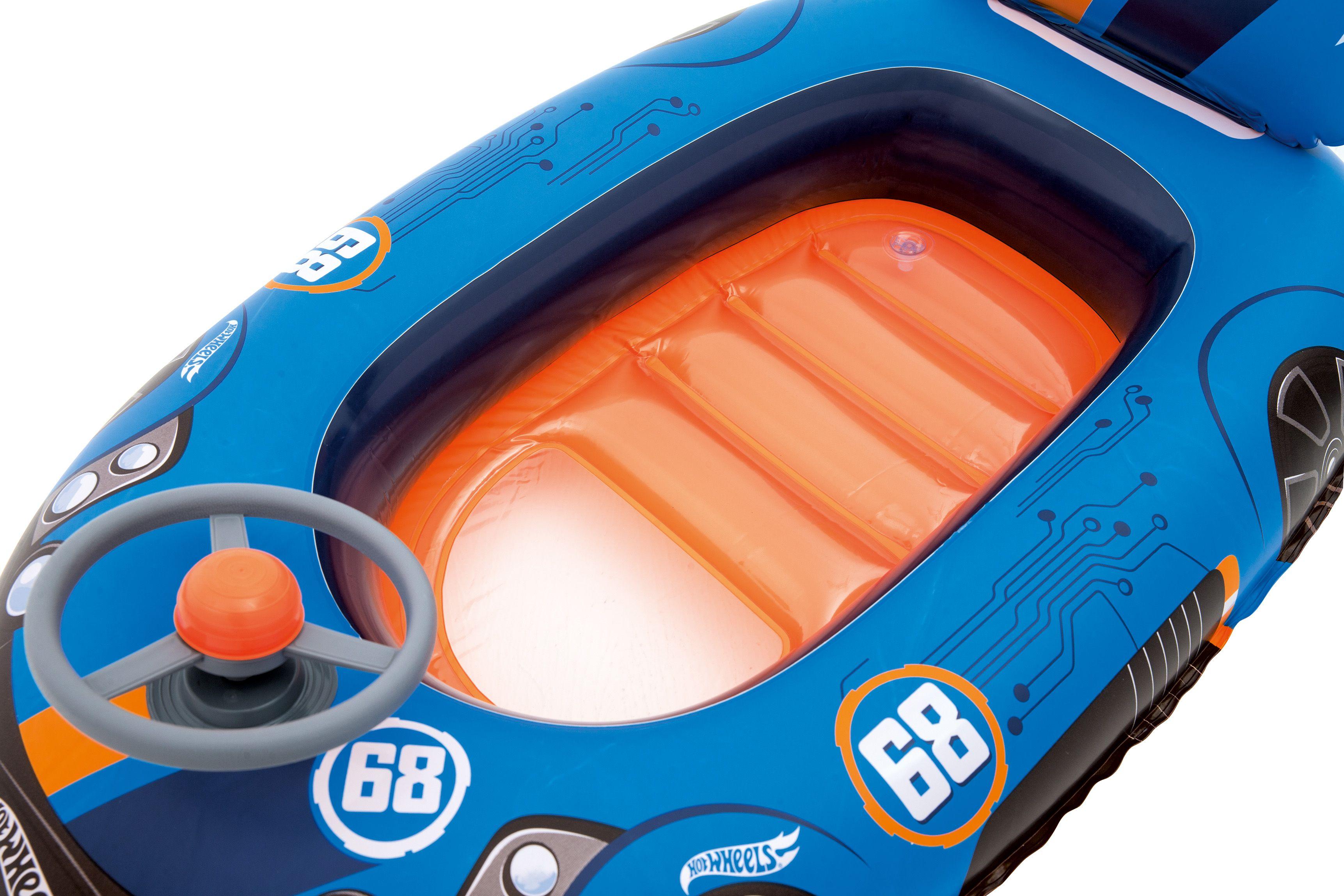 Bestway Ponton Bestway Hot Wheels 93405