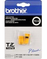 Brother Tape cutter - PT-1250 biroja tehnikas aksesuāri