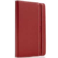 Targus iPad Mini Kickstand Slim Folio Case Red planšetdatora soma