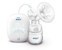Philips Avent Easy Comfort Single elektriskais krūts piena sūknis SCF301/02 bērnu krūts barošanai