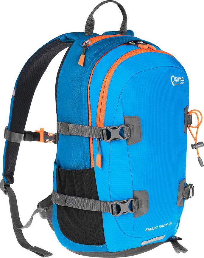 Peme Tourist backpack Smart Pack 20l Blue