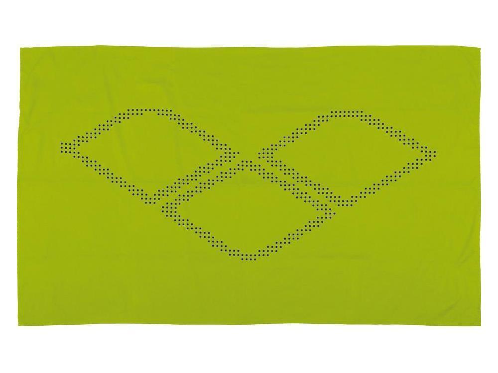 Towel Arena Halo 2A483/68 (90x145 cm; lime color) TEKAEAREC0018