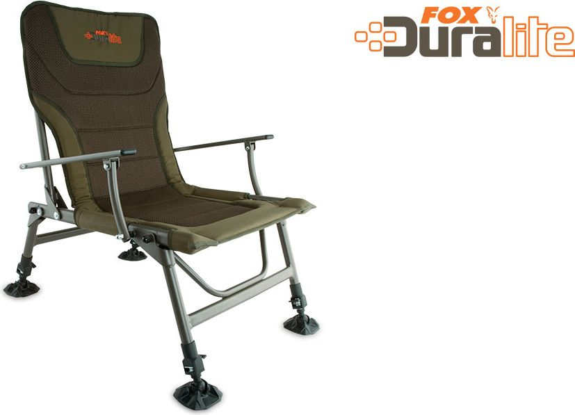 FOX Duralite Chair (CBC059) Dārza mēbeles