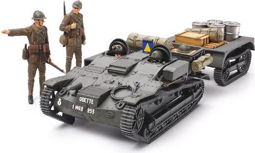 TAMIYA French Armored Carrier UE bērnu rotaļlieta