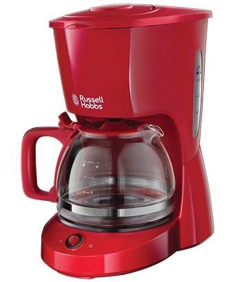 Coffee maker Russell Hobbs 22611-56 Textures | red Kafijas automāts