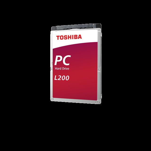 Toshiba L200 2,5'' 1TB SATA 5400RPM 128MB BULK cietais disks