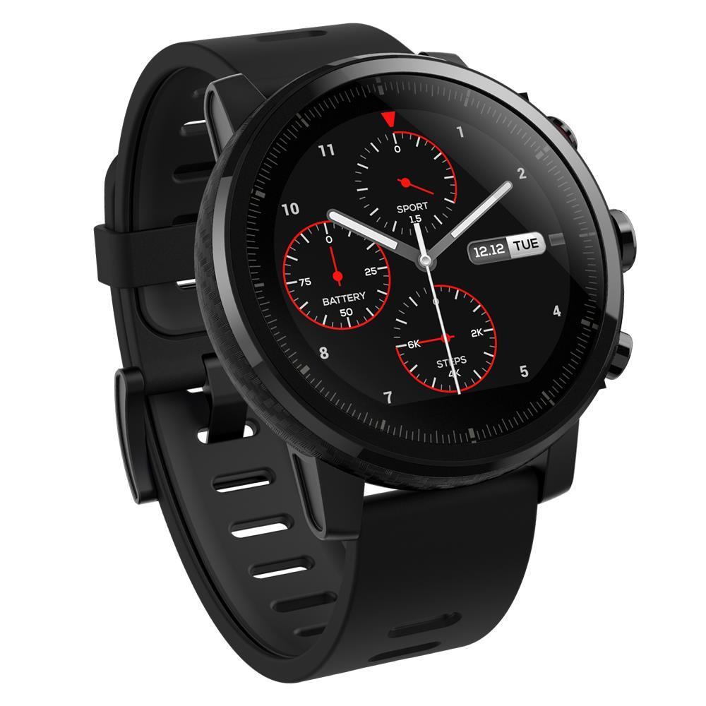 Xiaomi Amazfit Pace 2 Stratos - black Viedais pulkstenis, smartwatch