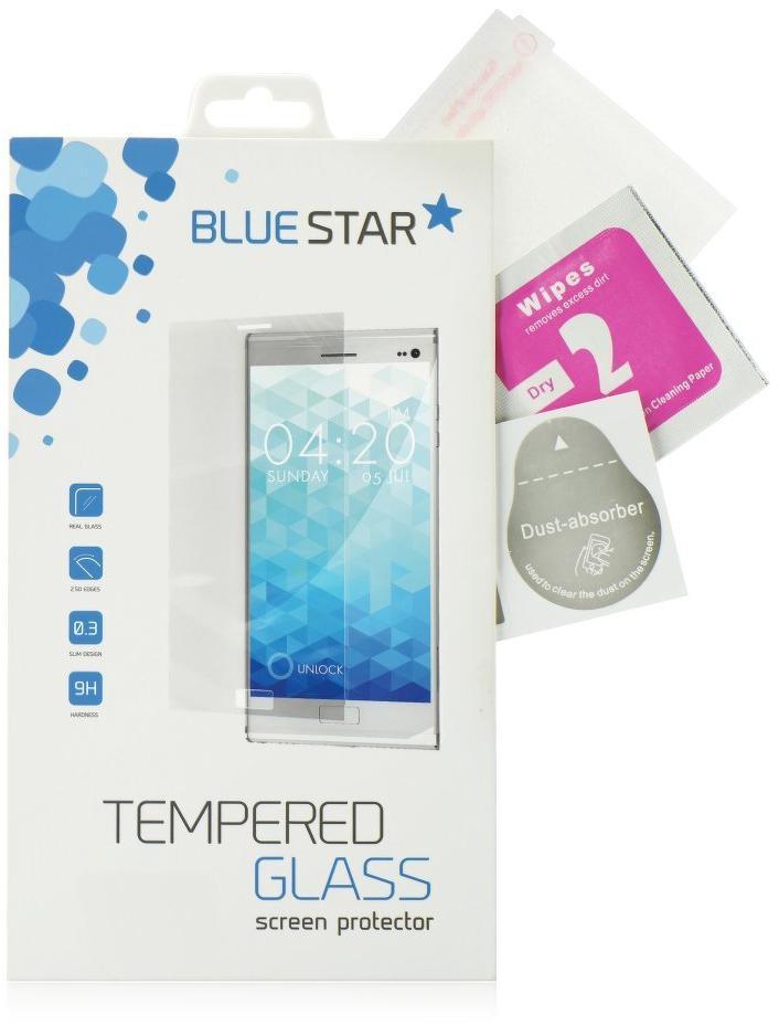 Blue Star displeja aizsargstikls Huawei P20 Lite aksesuārs mobilajiem telefoniem