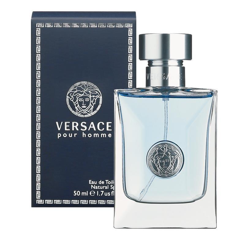 Versace Pour Homme 50ml Vīriešu Smaržas
