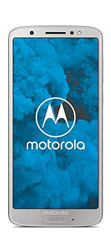 LenovoMoto G6 - 5.7 - 32GB - Android - silver 0723755120853 Mobilais Telefons