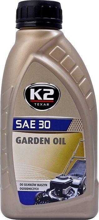Olej silnikowy K2 Zoliapjoviu alyva K2 Garden Oil Sae 30, 600 ml 5030737 motoreļļa