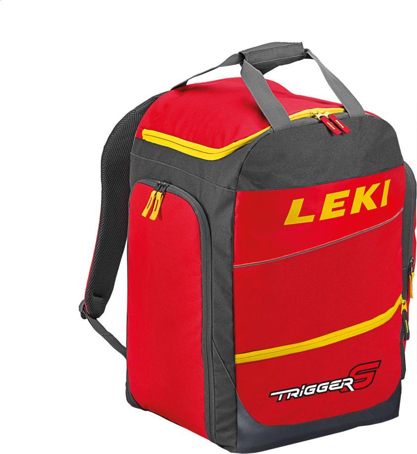 LEKI Torba LEKI Bootbag red - 360022006 360022006