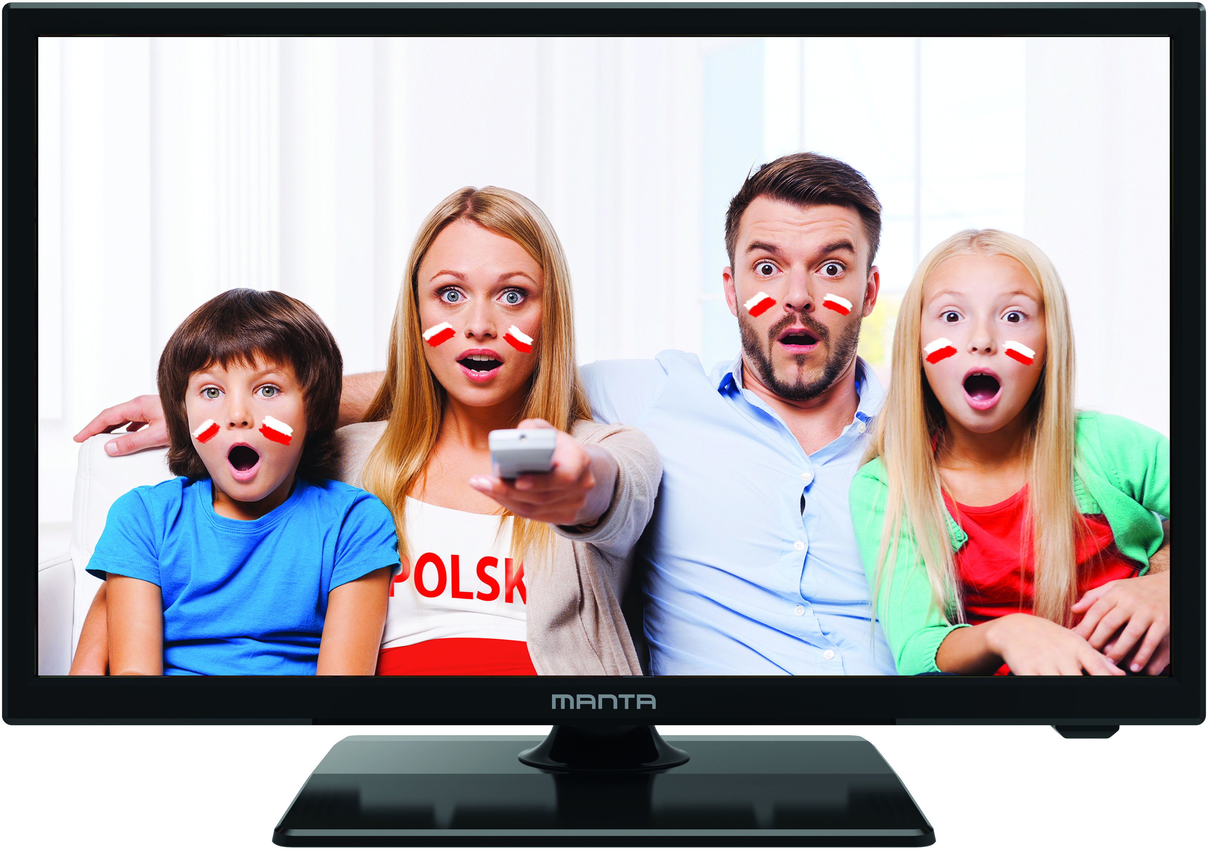 Manta 22LFN37L LED Televizors