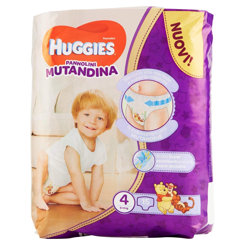 Huggies Mutandina 4 (9-14kg) T-MLX25671