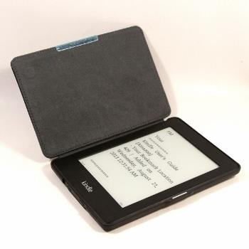 C-TECH PROTECT Case for Kindle PAPERWHITE with WAKE/SLEEP, black Planšetes aksesuāri