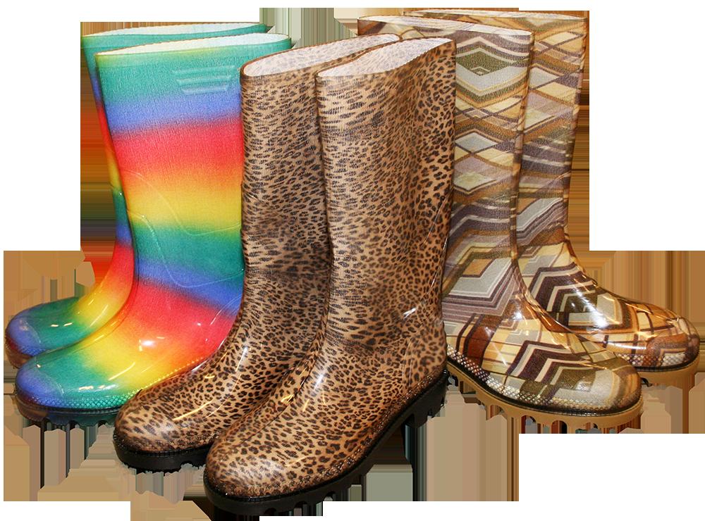 Zābaki PVC krāsaini 32cm 37 izm. 4770805914371 Gumijas apavi
