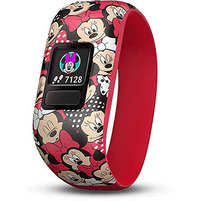 Garmin Vivofit 2 Junior Disney Minnie Mouse Viedais pulkstenis, smartwatch