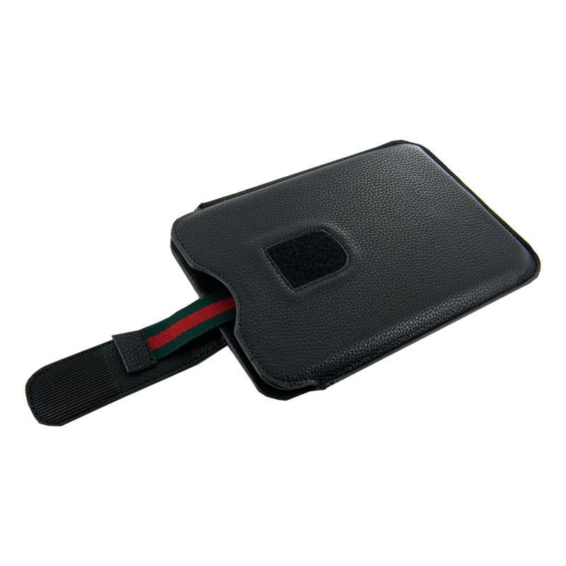4World Protective Case for Galaxy Tab 2, Vertical, 7'', black aksesuārs portatīvajiem datoriem