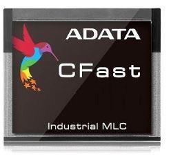 Adata CFast Card 16GB, Normal Temp, MLC, 0 to 70C