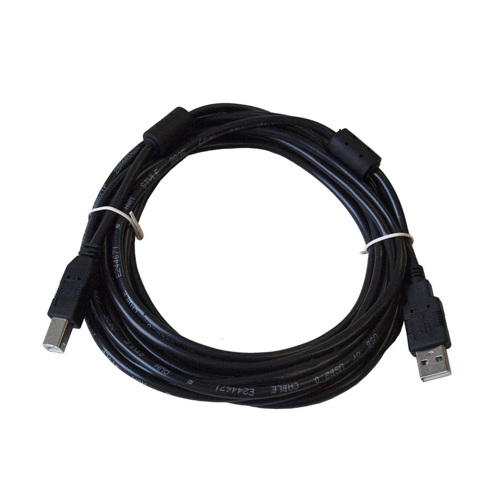 ART cable USB 2.0 for Printer Amale-Bmale FERRYT 5M oem USB kabelis