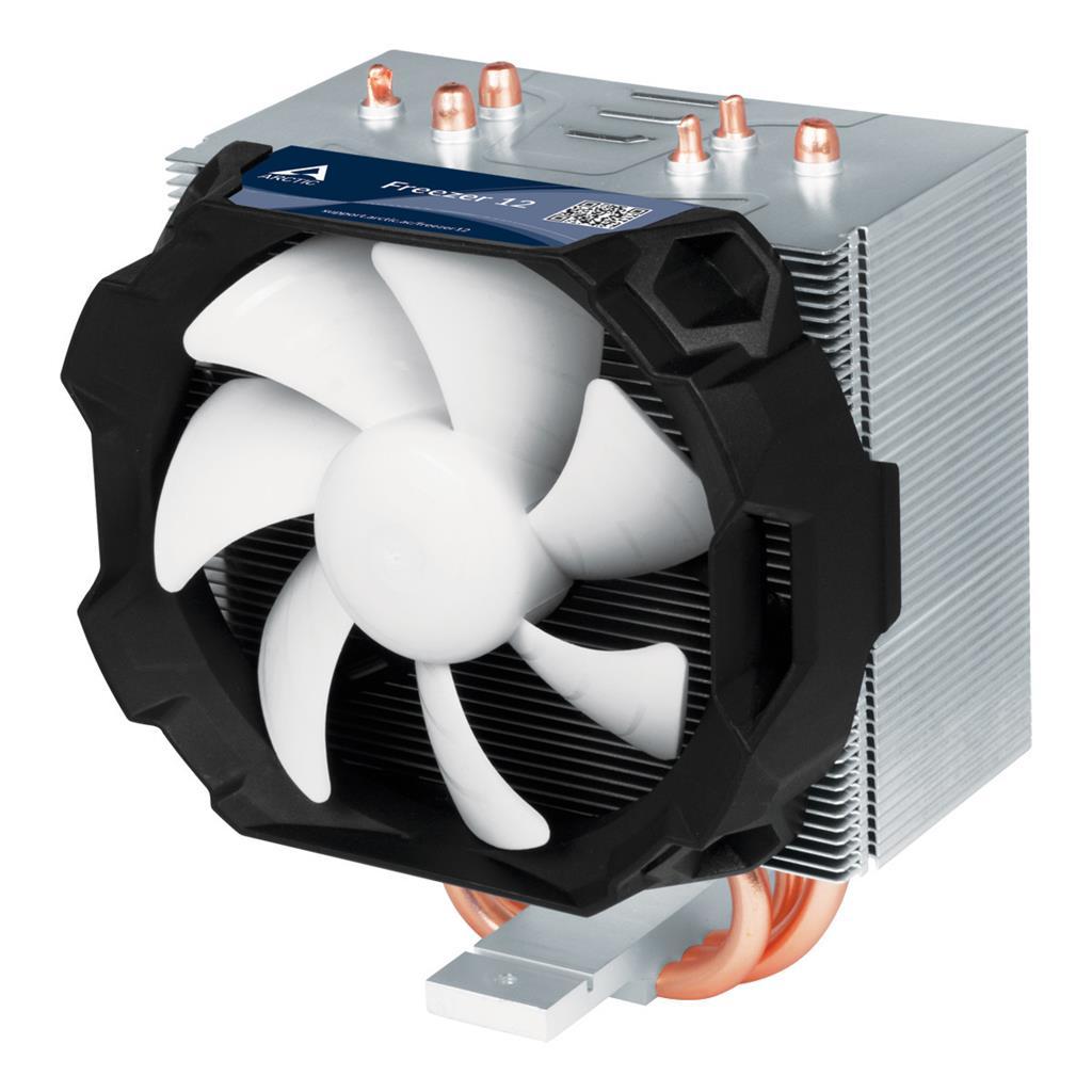 Arctic  Freezer 12, CPU cooler, s. 1151, 1150, 1155, 1156, AM4 procesora dzesētājs, ventilators