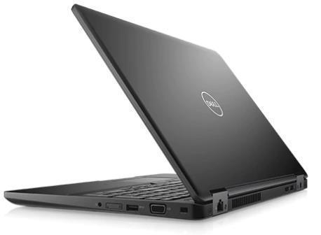 Notebook   DELL   Latitude   5590   CPU i5-8250U   1600 MHz   15.6