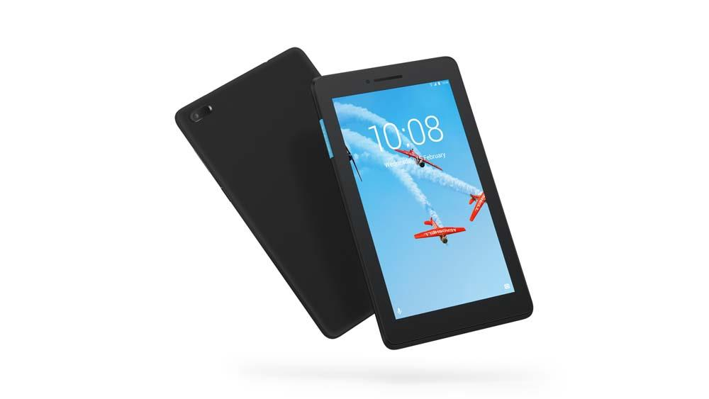 Lenovo TAB  E7 TB-7104F  7'' HD/4x1.3GHz/1GB/8GB/WiFi/BT/2XCAM/WiFi/Android Oreo Planšetdators