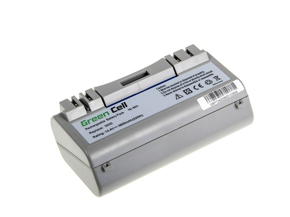 Green Cell Bateria for odkurzacza iRobot Scooba 5900 300 350 390  (PT24) aksesuārs putekļsūcējam