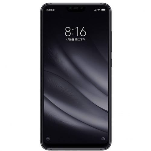 Xiaomi Mi 8 Lite 4GB/64GB Midnight Black Mobilais Telefons