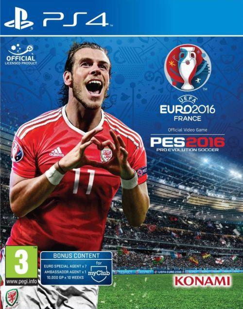 PES 2016 - UEFA EURO 2016 4012927058718