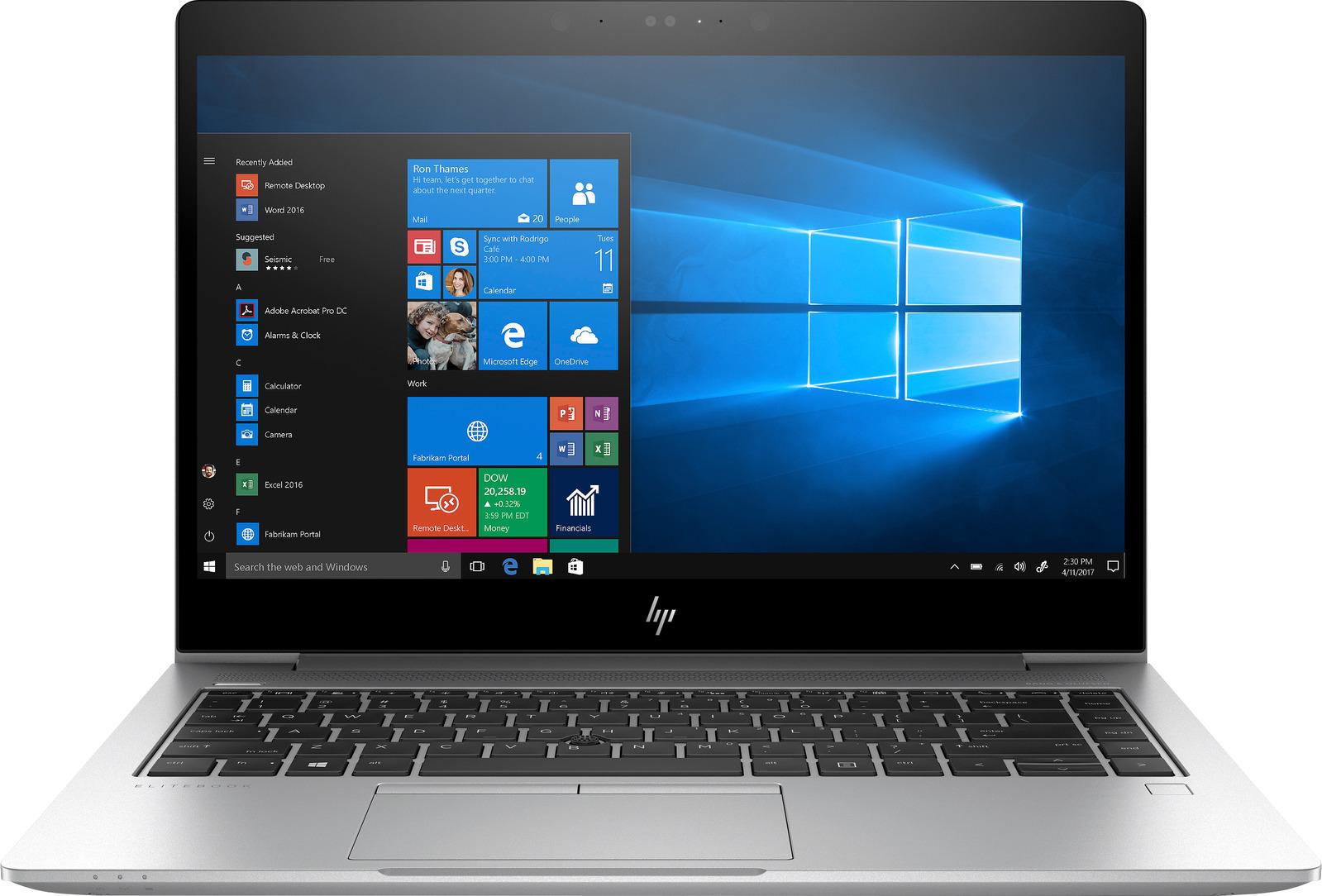 HP EliteBook 840 G5 3JX01EA 35,56 cm (14