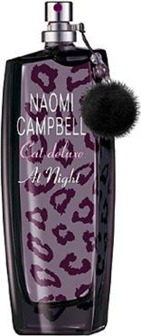 Naomi Campbell Cat Deluxe At Night EDT 15ml 737052091440 Smaržas sievietēm