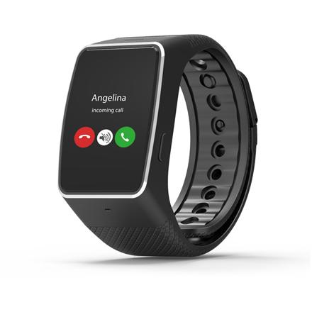 MyKronoz ZeWatch4, Black Viedais pulkstenis, smartwatch