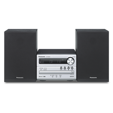 Panasonic SC-PM250EC-S mūzikas centrs