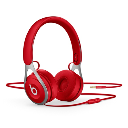 Apple Beats EP Headphones On-Ear - red austiņas
