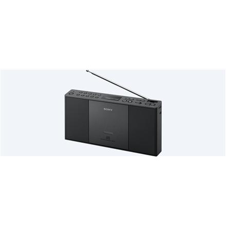 Sony CD Boombox ZS-PE60B mūzikas centrs