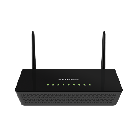 Netgear AC1200 WiFi Router 802.11ac Dual Band 4-port Gigabit (R6220) WiFi Rūteris