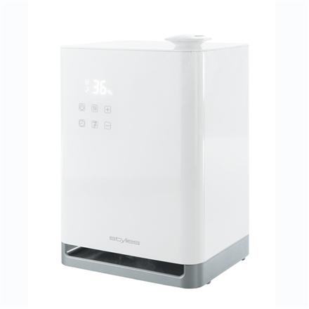 Humidifier Stylies Titan HAU4680 Humidification capacity 400 ml/hr, Suitable for rooms up to 65, 110 W, White Klimata iekārta