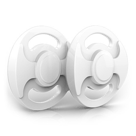 Sphero Ollie FLUX Hubs White, Plastic Radiovadāmā rotaļlieta