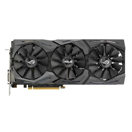 ASUS GeForce GTX 1070, 8GB GDDR5 (256 Bit), 2xHDMI, DVI, 2xDP video karte
