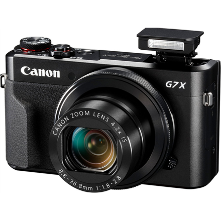 Canon PowerShot G7X Mark II Digitālā kamera