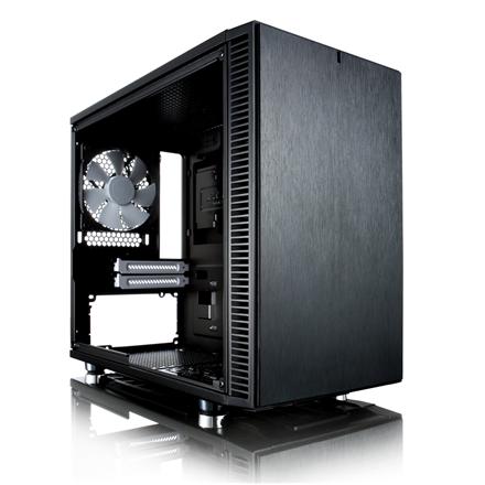 FRACTAL DESIGN Define Nano S Black Datora korpuss