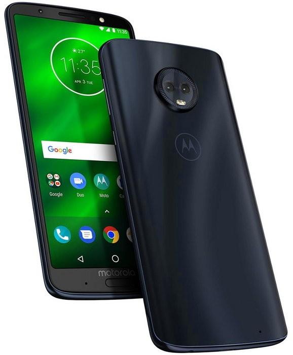 Smartphone Moto G6 Dual SIM 3/32 GB Mobilais Telefons