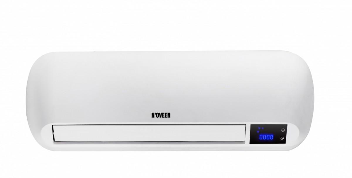 Heating air curtain HC2100 2000W + remote control NOVEENHC2100