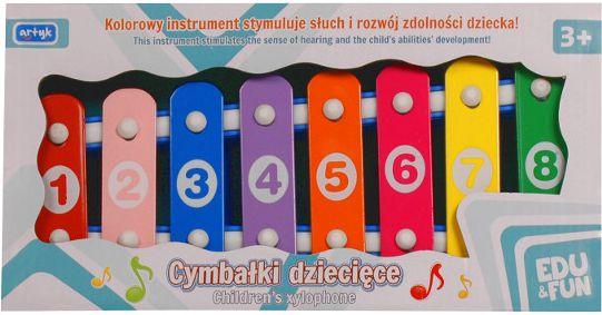 Artyk Cymbalki - X-EF-SZ0008 X-EF-SZ0008