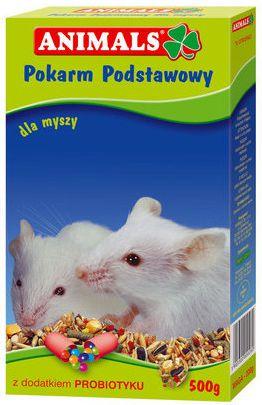 Animals 500g MYSZKA 13352